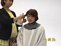 髪フェチ動画 盗髪塾 第25髪 みつこ 断髪