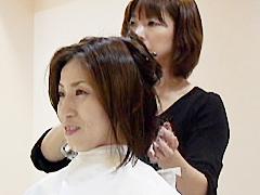 髪フェチ 盗髪塾 第5髪 ヨシミ